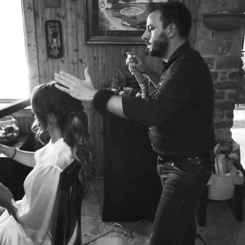ricca bortone parrucchieri sposa